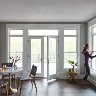 חלונות עץ אלומיניום יוקרתיים