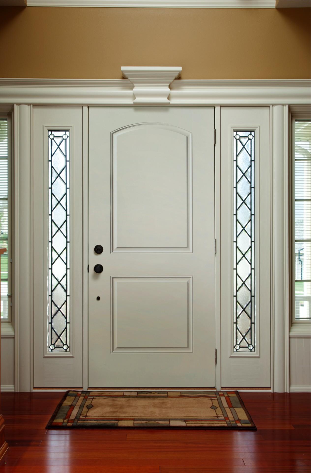 דלתות יוקרה מעץ אלומיניום