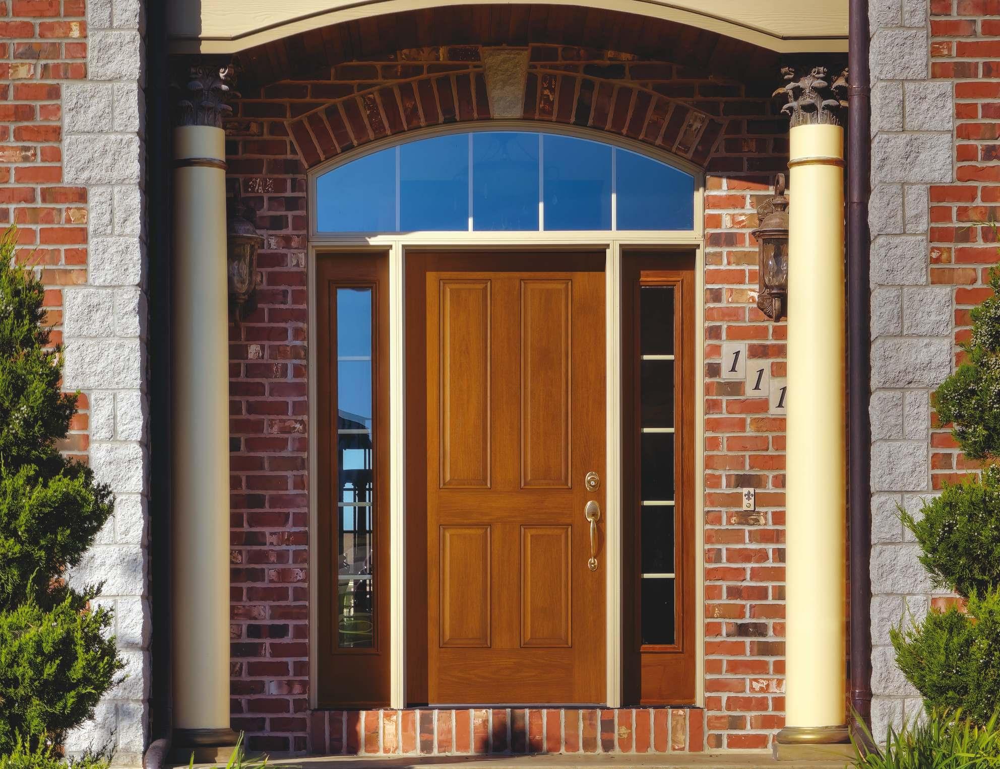 דלתות יוקרה מעץ