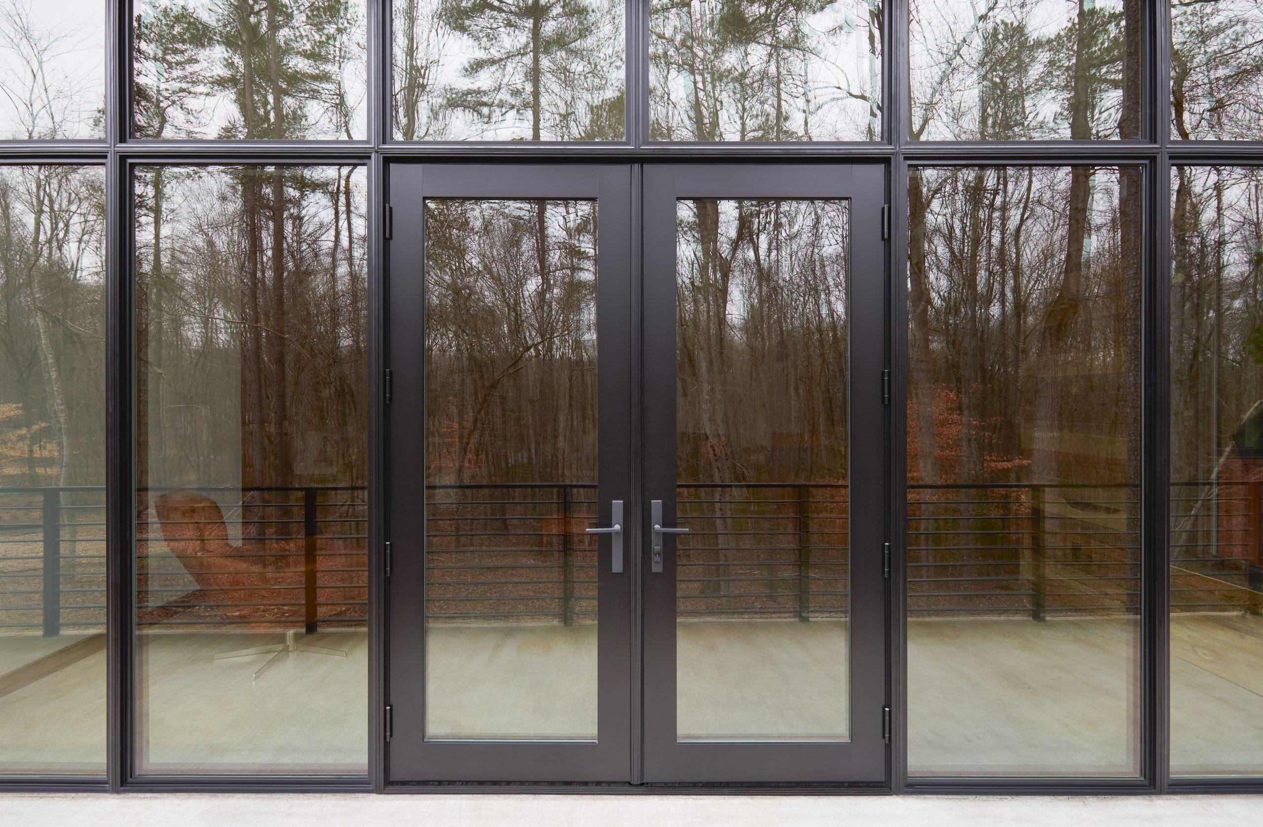 דלתות כניסה מודרניות