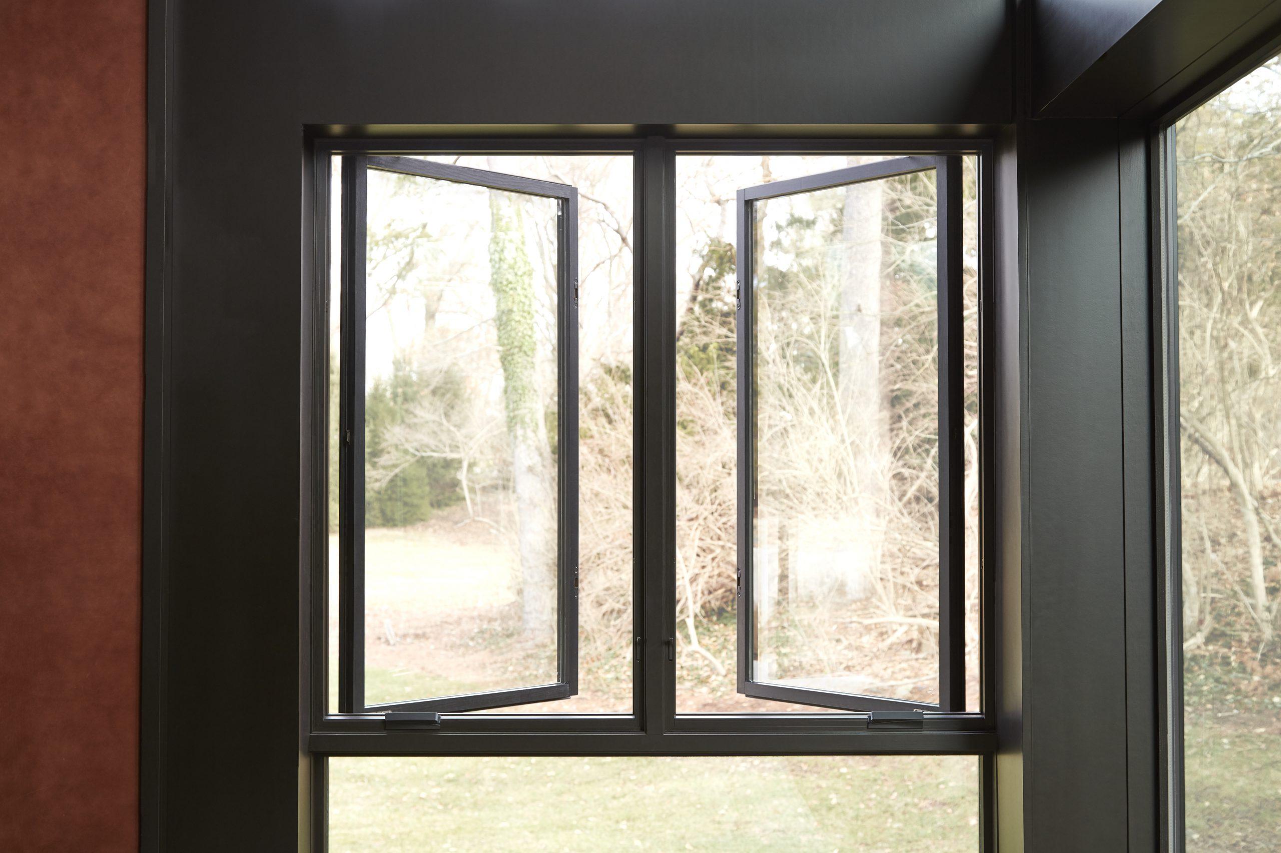 חלונות מעץ יוקרתי