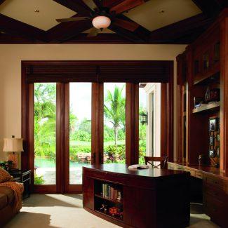 חלונות מעץ